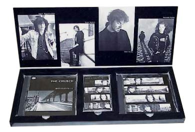 The Church - Gold Afternoon Fix USA Promo Box Set Open