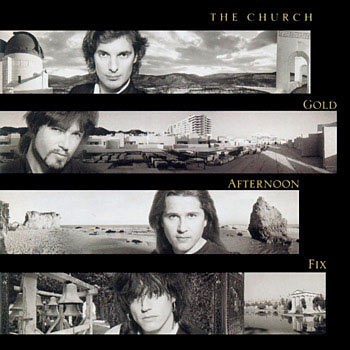 The Church - Gold Afternoon Fix Cover