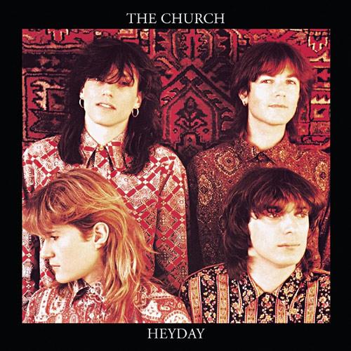 The Church - Heyday Cover