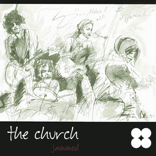 The Church - Jammed Cover