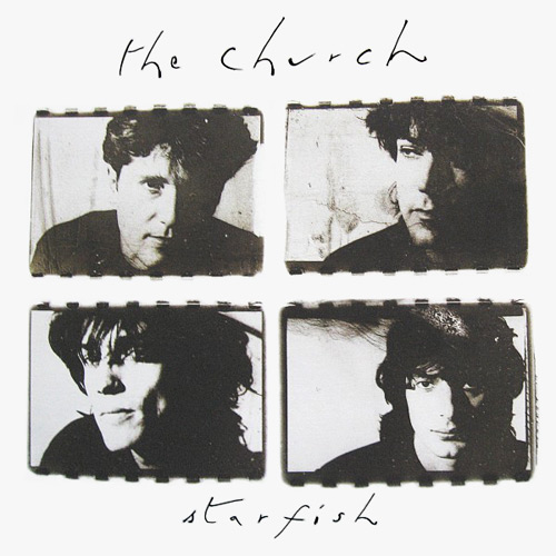 The Church - Starfish Cover