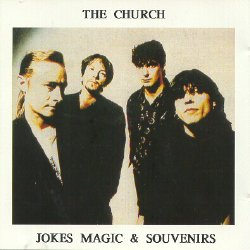 The Church Bootleg: Jokes, Magic & Souvenirs CD Front Cover