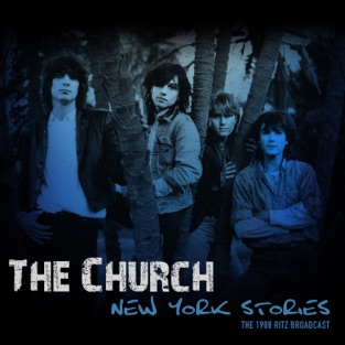 The Church Bootleg: New York Stories Cover