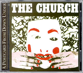 The Church Bootleg: A Postcard From Down Under Cover