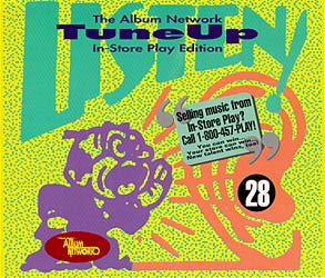 The Album Network Tuneup In-Store Play Edition 28 - Cover