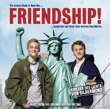 Friendship! Music From The Original Motion Picture Cover