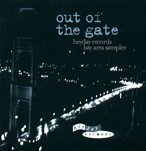 Out Of The Gate (Heyday) Cover