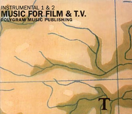 Music For Film & T.V. Cover