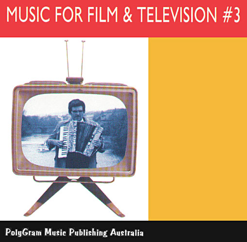 Music for Film & Television #3 Cover