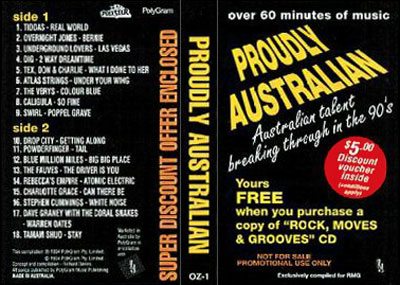 Proudly Australian Cover