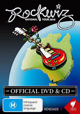 RocKwiz National Tour 2010 Cover