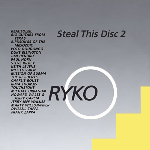 Steal This Disc 2 USA Cover
