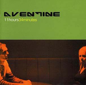 Aventine - 11Hours34Minutes Cover