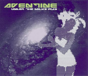 Aventine - Under The Milky Way Cover