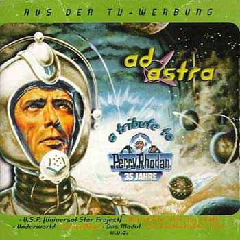 Ad Astra - A Tribute to Perry Rhodan Cover