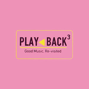 Play Back 3 Cover