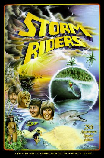 Storm Riders DVD Cover Art