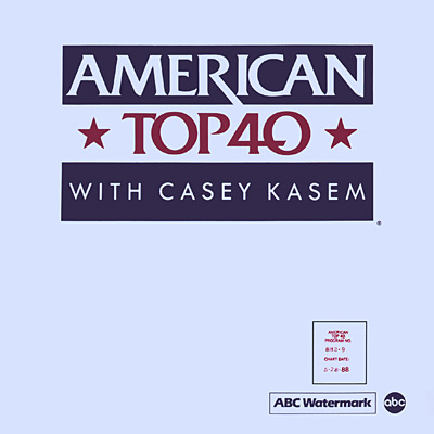 American Top 40 LPs Cover
