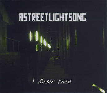 Astreetlightsong - I Never Knew Cover
