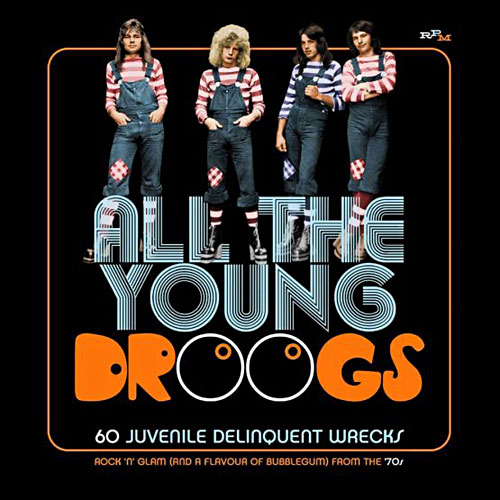 All The Young Droogs Cover