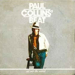 Paul Collins' Beat - All Over The World French Cover