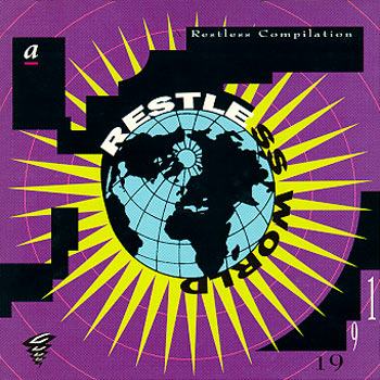 A Restless World 1991 Cover