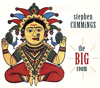 Stephen Cummings - The Big Room Cover