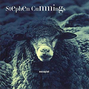 Stephen Cummings - Escapist Cover