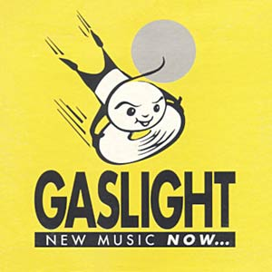 Gaslight: New Music Now... Cover