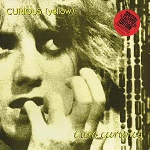 Curious (Yellow) - I Am Curious Cover