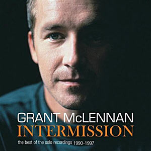 Grant McLennan - Intermission Cover