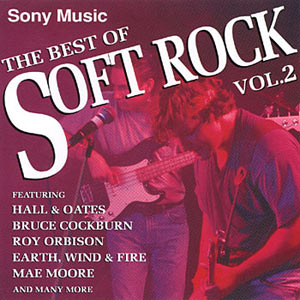 The Best Of Soft Rock Vol. 2 Cover