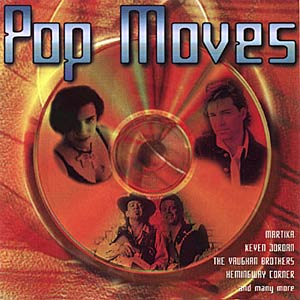 Pop Moves Cover