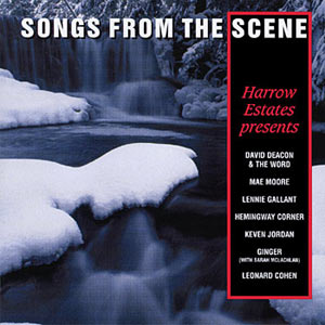 Songs From The Scene Cover