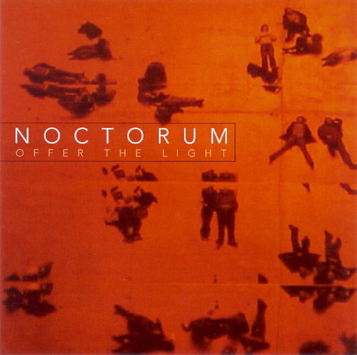 Noctorum - Offer The Light Cover