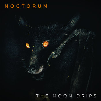 Noctorum - The Moon Drips Cover