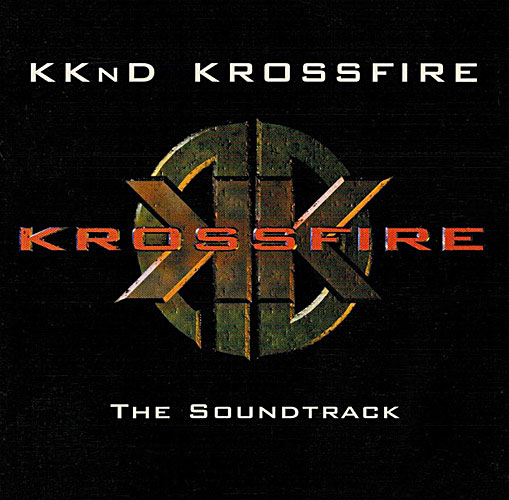 KKnD Krossfire - The Soundtrack - Cover