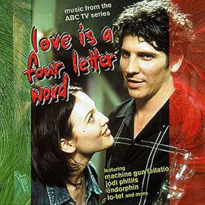 Love Is A Four Letter Word Soundtrack Cover