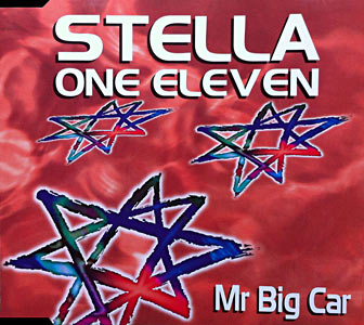 Stella One Eleven - Mr. Big Car Single Cover