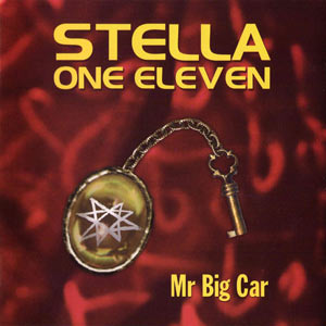 Stella One Eleven - Mr. Big Car Cover