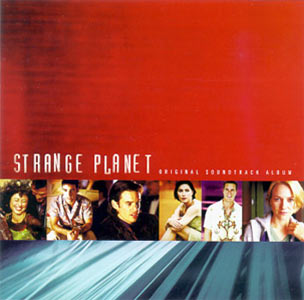 Strange Planet Soundtrack Cover