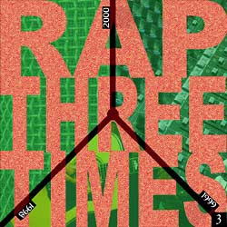 Rap Three Times Cover