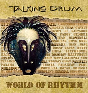 Talking Drum - World Of Rhythm Cover