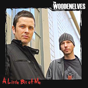The Woodenelves - A Little Bit Of Me Cover