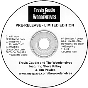 The Woodenelves - Trips Between Worlds Ltd. Ed. Disc