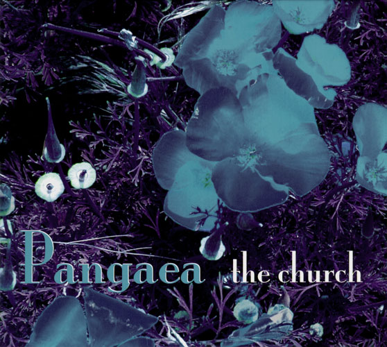 The Church - Pangaea Cover