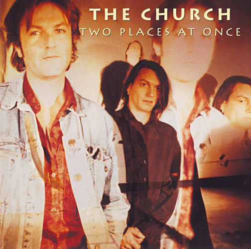 The Church - Two Places At Once - USA Cover
