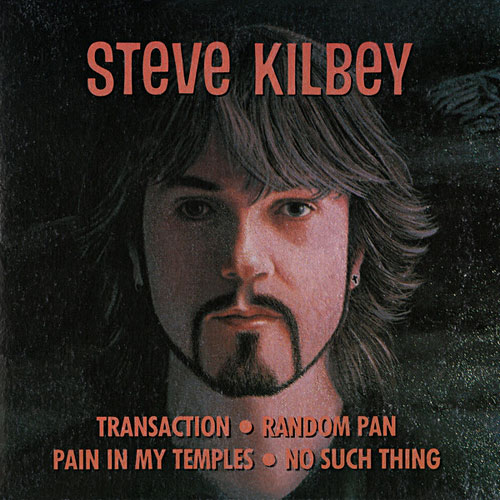Steve Kilbey - No Such Thing EP Cover