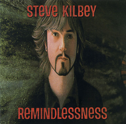 Steve Kilbey - Remindlessness Cover