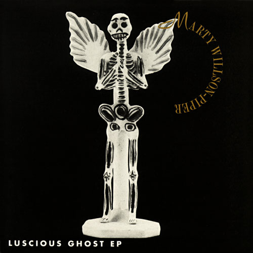 Marty Willson-Piper - Luscious Ghost Cover for Rykodisc RCD5 1025 (USA)